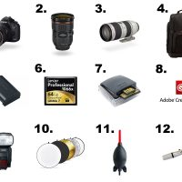 Photography Cameras for Beginners – 2 Essential Items You Must Have For Beginning Photographers