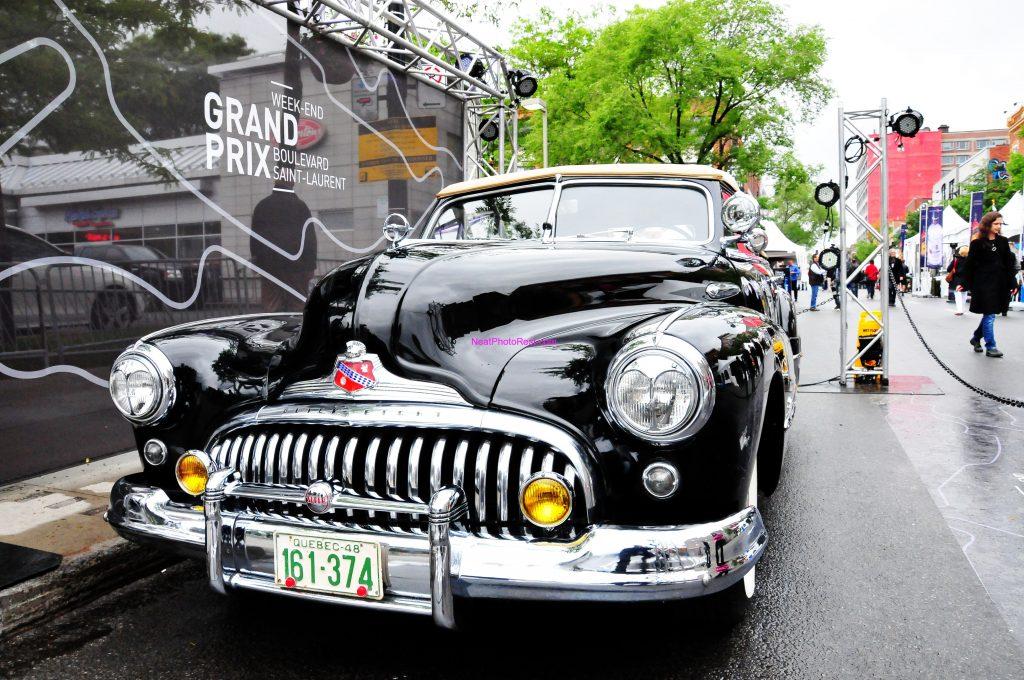 Antique Buick Eight