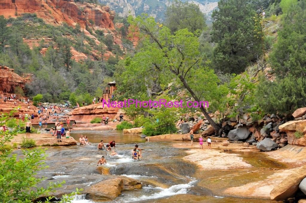 Slide Rocks State Park 2